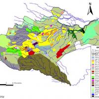 Map of Land Use o Nairobi