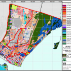 Map of Municipal Planning in Maputo Mozambique