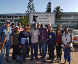 HCP Partners at HCP-CGB Conference in Maputo, Mozambique
